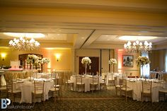 Wedding Reception at the Clubhouse