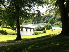 The magnificent landscape garden of Stourhead was created from 1741-80 and presents an English 18th-century view of an Arcadian paradise. Stourhead's 'natural' landscape surrounds a large artificial lake. Classical temples overlook and reflect in the water.