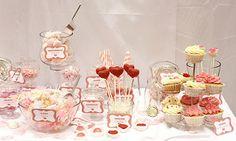 Candy Bar // Wedding/Briday Fair