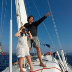 Photos from yacht charter in Italy