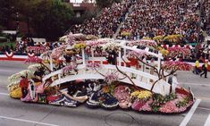 Bucket List - Attend a Rose Bowl Parade.    I was there in 1967!