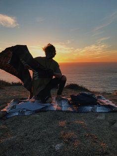 Jc Caylen, Celestial, Adventure, Mountains, Sunset, Nature, Travel, Outdoor, Fictional Characters