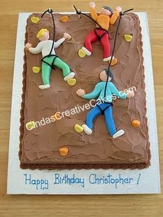 Pin Extreme Rock Climbing Erwinnavyantoin Cake On Pinterest