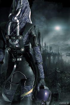 Tali Zorah Mass Effect ... Perfect!