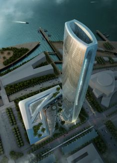 The Chicago office of Skidmore, Owings & Merrill LLP (SOM) - international competition