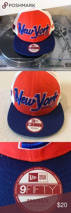 New era hardwood classics SnapBack Brand new with tag new era hardwood classics New York Knicks SnapBack New Era Accessories Hats