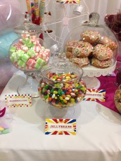 Carnaval Candy Table 2