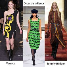 Fall/ Winter 2011/ 2012 Color Trend #7: Prints.