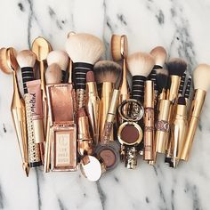 beauty, makeup and lipstick image on We Heart It
