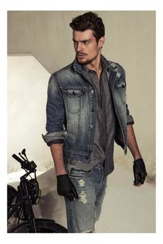 Jordao Altmann Wears Ripped Denim for Ellus Spring Summer 2014 Campaign 6ea24ce55b6