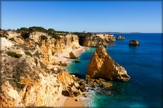 Algarve Portugal, Vacation List, Algarve, Places To Go, Explore, Water, Photography, Travel, Outdoor