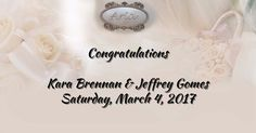 Thank you so much for trusting us with your special day!