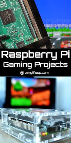 Super Fun Raspberry Pi Gaming Projects You can do some gaming on a Raspberry Pi but it will be mostly classics and games that don't require huge amounts of computing resources. Robotics Projects, Computer Projects, Arduino Projects, Computer Tips, Computer Technology, Computer Programming, Medical Technology, Programming Languages, Energy Technology