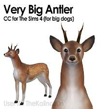 Mod The Sims - Small Antlers