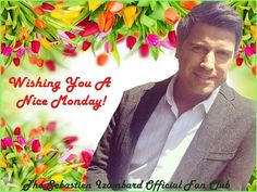 Have a good week everyone! Thanks @carotje1987 for our Monday greeting #sebsoloalbum #teamseb #sebdivo #sifcofficial #ildivofansforcharity #sebastien #izambard #sebastienizambard #ildivo #ildivoofficial #seb #sebintour #singer #band #musician #music #concert #composer #producer #artist #french #handsome #france #instamusic #amazingmusic #amazingvoice #greatvoice #teamizambard #positivefans
