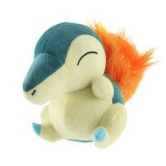 $9.49 | Cute 6.5 Pokemon Cyndaquil Plush Toy Soft | #gifts #toys #pokemon…