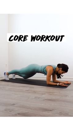 Gym Workout Tips, Fitness Workout For Women, Workout Challenge, Easy Workouts, Workout Videos, Lifting Workouts, Core Workouts, Slim Waist Workout, Sup Yoga