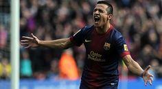 Alexis se estrena en Liga