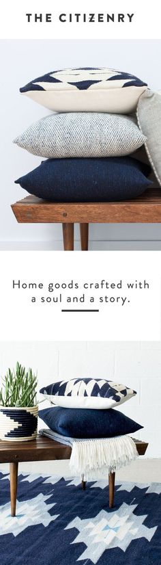 Meet The Citizenry. Country by country, we partner with master artisans to craft goods for the modern home. Free shipping, free returns.