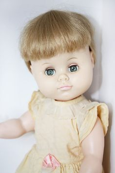 1967 Effanbee Baby face vintage doll
