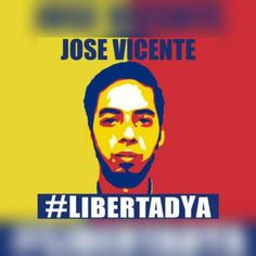 #LiberenAJoseVicente es inocente es un preso político de Vielma Mora; Diosdado y Maduro mandaron a sus esbirros a cumplir el CAPRICHO del Gobernador de #Tachira de encarcelar a mi primo quien es un hombre honesto y trabajador.