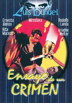Ensayo de un crimen (DVD ESP BUÑ), adaptació lliure d'una novel·la de Rodolfo Usigli.