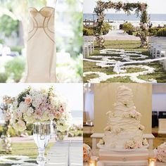 """When you view this California wedding at theHotel del Coronado, you will immediately think """"romance"""" and """"luxury."""" We adore the floral designs byAdorations Botanical Artistryand the overall fantastic planning and design byWynn Austin Events. Take a look at the details of this beautiful California wedding shared byJohn and Joseph Photographyand you will understand what we […]"""