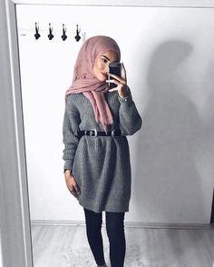 Muslim Fashion 774478467159582044 - – Source by – Source by Modest Fashion Hijab, Modern Hijab Fashion, Street Hijab Fashion, Hijab Fashion Inspiration, Casual Hijab Outfit, Hijab Chic, Fashion Outfits, Sporty Fashion, Muslim Women Fashion