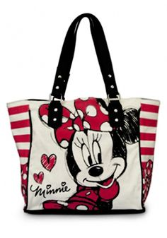 Loungefly Disney Minnie Mouse Sitting Pretty Tote