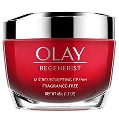 Olay Regenerist Advanced Anti-Aging Micro-Sculpting Face Moisturizer Cream
