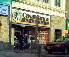 Casablanca Book Shop  Kitchener, Ontario