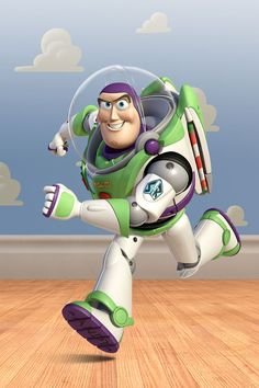Buzz Lightyear is such a fun Toy Story character. There are so many Toy Story characters that I love. It's hard to chose just one! Disney Pixar, Film Disney, Disney Toys, Disney Movies, Disney Animation, Toy Story 3, Toy Story Funny, Toy Story Party, Wallpaper Toy Story