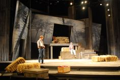 As You Like It - American Player Theatre - By: William Shakespeare - Directed by: Tim Ocel Designed by: Andrew Boyce