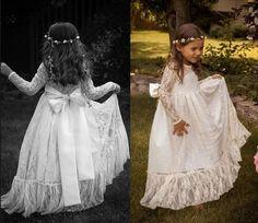 Daminhas: vestidos, acessórios de cabelos e buquê! - Madrinhas de casamento