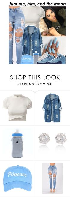 """"" by trap-u-n-z-e-l ❤ liked on Polyvore featuring Chicnova Fashion and River Island"
