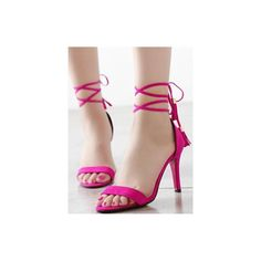 All-Match Thin Heel Lace Up Shoes LAVELIQ