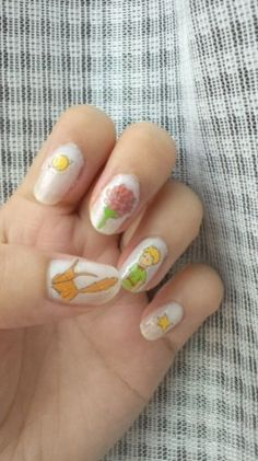 The Little Prince Nails