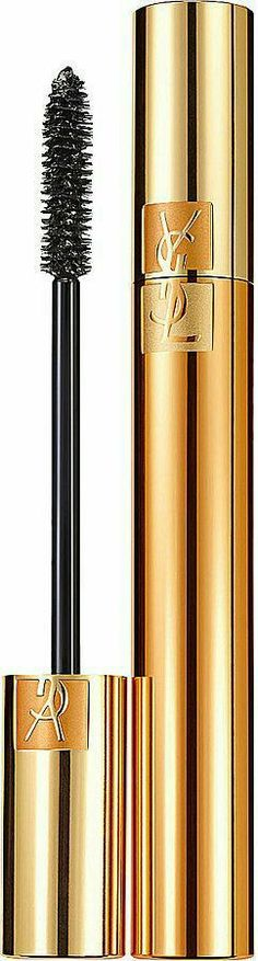Pin for Later: 17 Products For People With Teeny-Tiny Eyelashes Yves Saint Laurent Volume Effet Faux Cils Mascara Yves Saint Laurent, Saint Laurent Perfume, False Lash Effect Mascara, Volume Mascara, Beauty Makeup, Eye Makeup, Givenchy Beauty, Lash Primer, First Perfume