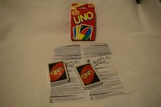 UNO Original Card Game 2006 Family Game NEW Cards sealed - Instructions stained Uno Card Game, Card Games, Family Games, Seal, Contemporary, The Originals, Board, Playing Card Games, Planks