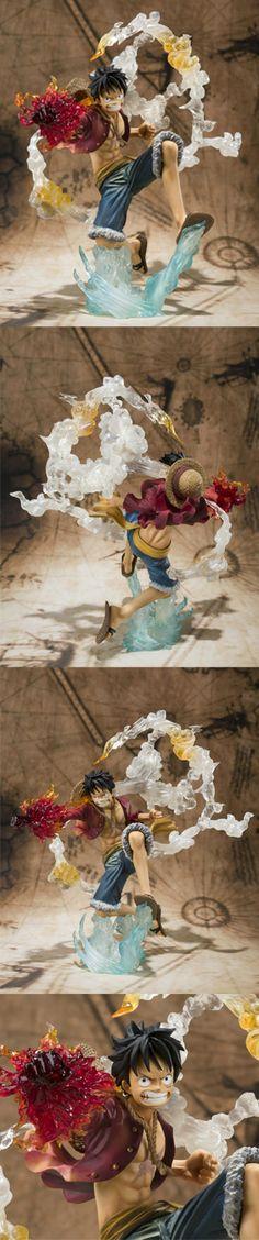 Figuarts Luffy Battle Version from Bluefin Tamashii Nations USA