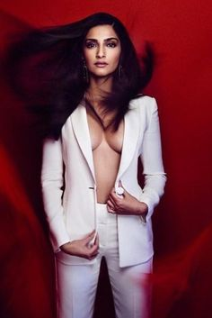 Sonam Kapoor Just Shared These Jaw-Dropping Pictures From Vogue Shoot