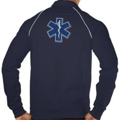 EMT Paramedic EMS Star of Life Shirts and Jackets Personalized