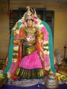 Mannargudi Vidayatri Utsavam day 1 2014 -02