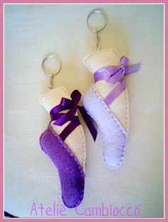 inspiration only no diy  - Wouldn't a little girl love one of these to hang from her book bag?