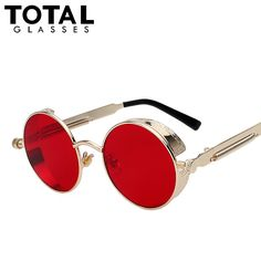 #DollaStore #shop #sale http://thedolla.store/products/steampunk-style-round-metal-sunglasses?utm_campaign=social_autopilot&utm_source=pin&utm_medium=pin Steampunk Style R... #hot