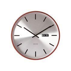Kirk Wall Clock | dotandbo.com