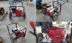 Generatore di corrente W.F.M. motore HONDA 9.0 a benzina con libretto uso manutenzione. In perfette condizioni € 500,00 + iva. Per ulteriori informazioni tel. 0119876231 oppure www.chierinoleggio.it