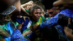 Olympiasieg statt Perspektivlosigkeit: Favela-Mädchen Silva verzaubert Brasilianer