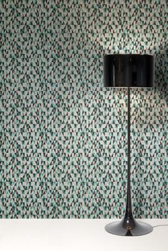 New geometric wallpaper Khroma Livium Arvid! Discover now and get inspired!!