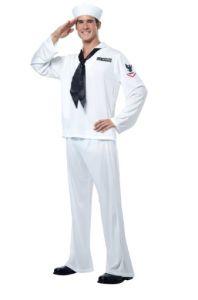 Sailor Men's Adult Halloween Costume